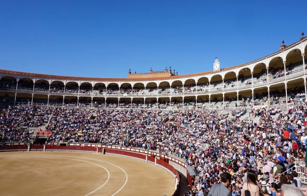spanish stereotypes bullfighting