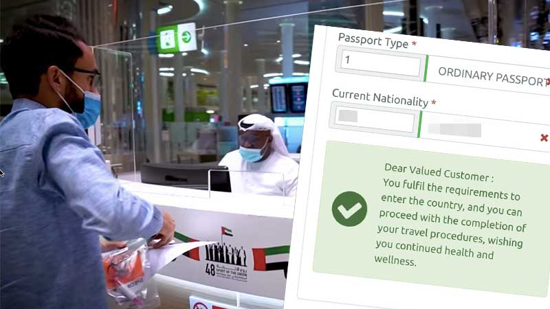 ICA approval not needed to return to UAE