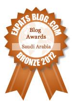 Expat blogs in Saudi Arabia