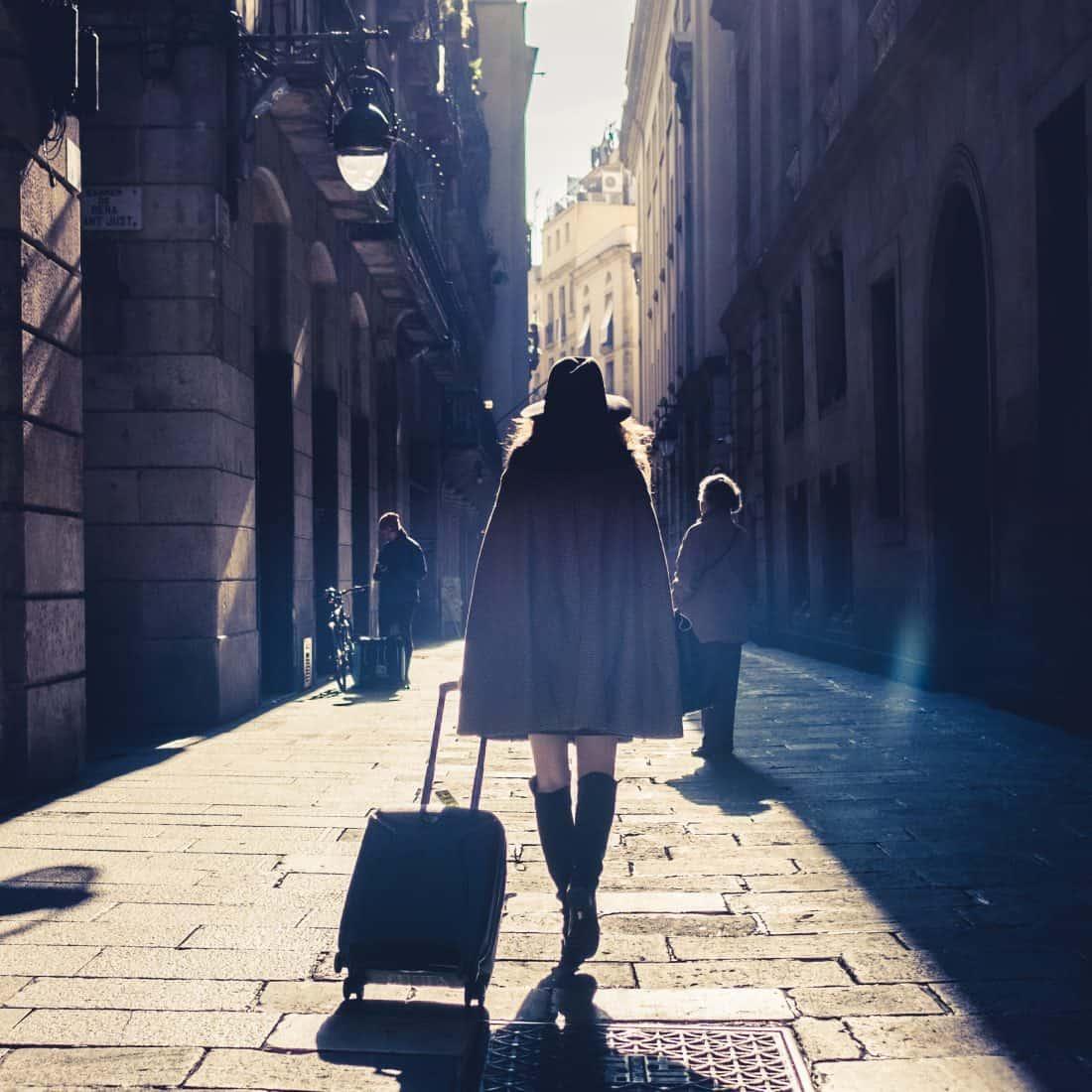 becoming an expat