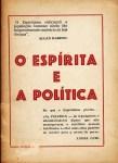 Capa O espírita e a política