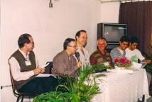 I Simpósio de Comunicação Social Espírita em São Paulo, 1994.