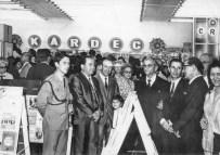 Exposição Espírita, evento realizado no início da década de 1970 pela FEESP, para divulgar o Espiritismo na Capital paulista.