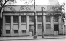 Antiga sede da Federação Espírita de São Paulo, 1970.