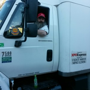 Empty Nest Leads to Expediting with XPO Express: Ben Brooks