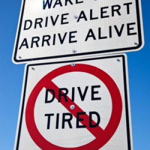 Conviction of trucker sets legal precedent on drowsy driving