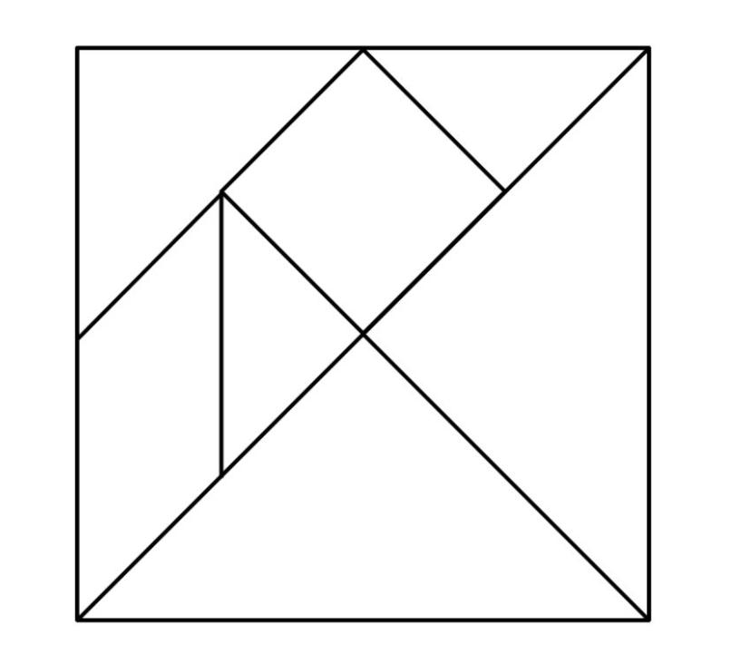 Afbeeldingsresultaat voor tangram