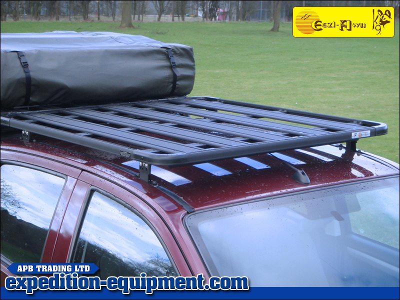 eezi awn k9 isuzu d max d cab roof rack