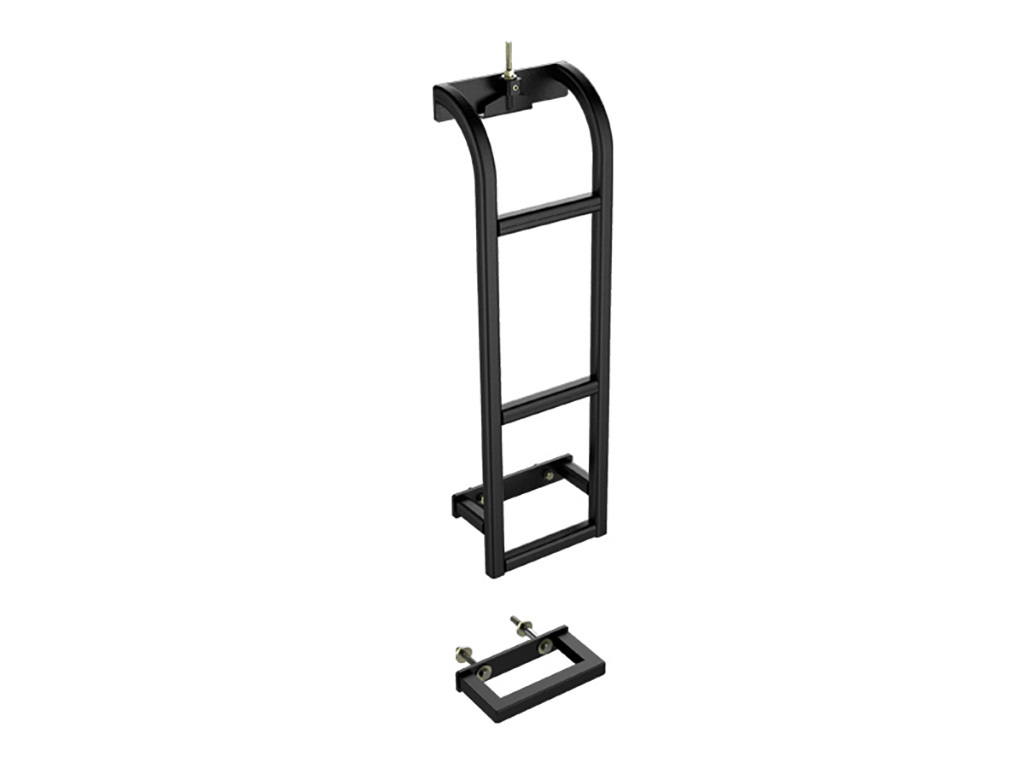 Defender 90 110 2pc Rear Mount Ladder
