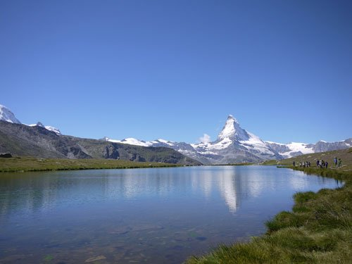 Swiss Summits Trek Week