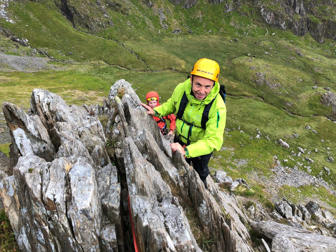 Advanced Scrambling Learn to Lead
