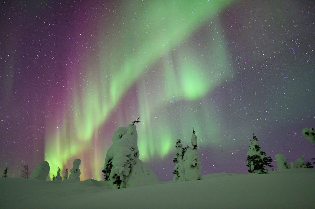 Northern Lights Alaska 2017