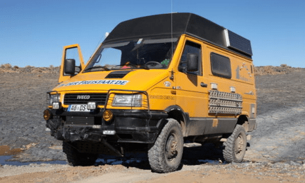 SOLD – Iveco Daily 40-10 4×4 Camper – Germany