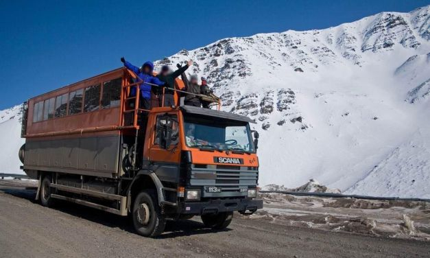 SOLD – Scania Overland Expedition truck/bus – UK – £15500