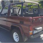 Toyota Land Cruiser HZJ73 convertible – Spain – €23,000