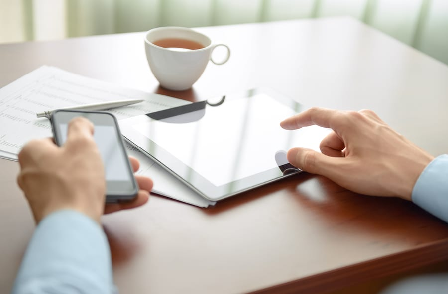 Mobile Expense Report Access Helps Mobile Technology Users Give Their All