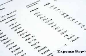 Receipt Imaging Allows You To Handle Travel Expense Reports In The Right Order