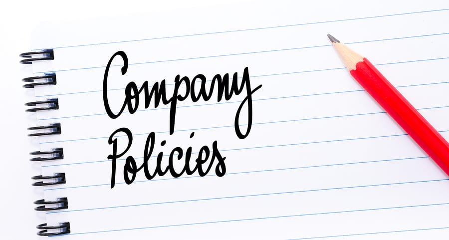 Coming Up With Company Policy