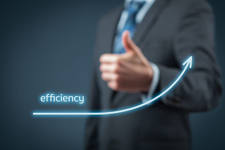 Efficiency Adds Up In A Good Way