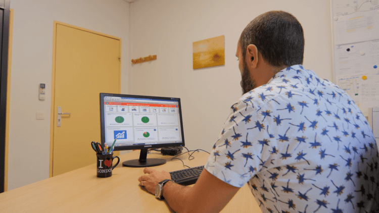 solution application logiciel tablette ménage nettoyage bionettoyage entretien planning planification traçabilité contrôle évaluation audit organisation gestion suivi