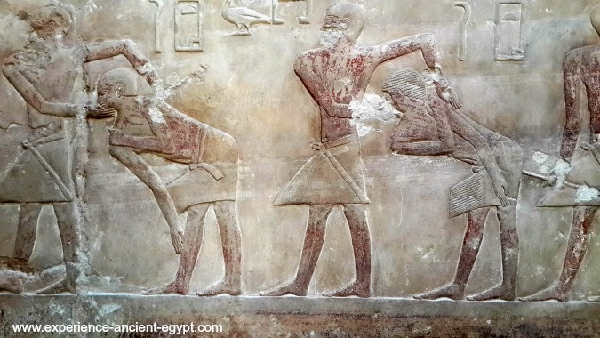 Ancient Egyptian Police