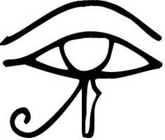 Eye of Ra, Eye of Horus