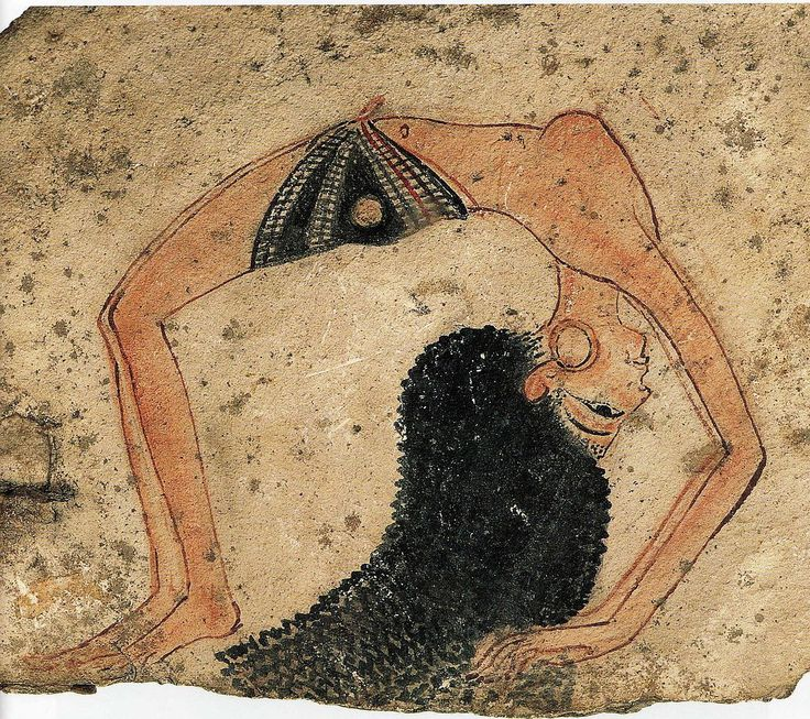 Ancient Egyptian Women - Dancer