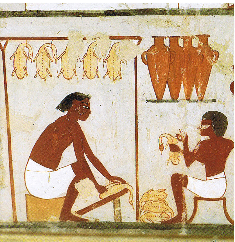 Ancient egyptian food for Ancient egyptian cuisine