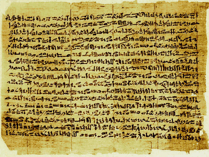 Ancient Egyptian Medicine - Hearst Papyrus