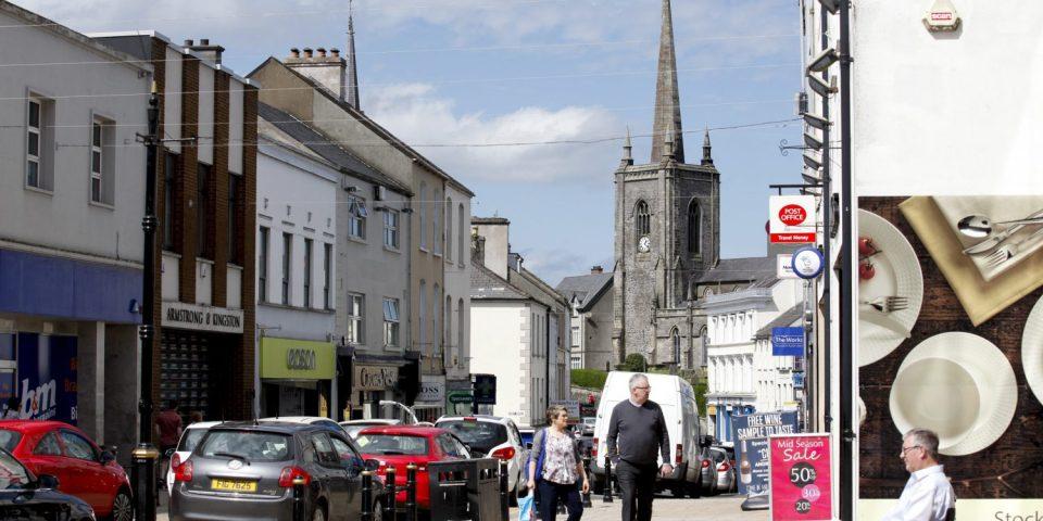 Enniskillen, High Street, Enniskillen BID, Fermanagh, Seminar, business, Ulster Bank