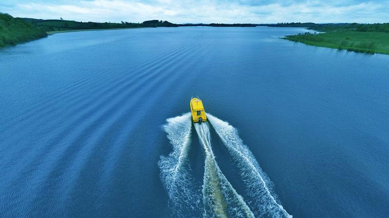 Erne Water Taxi, Lough Erne, #IslandTown, #EmbraceAGiantSpirit, #ErneWaterTaxi, #LoughErne, #BoatTour, Enniskillen BID, Enniskillen, Fermanagh, #BluewaysIreland