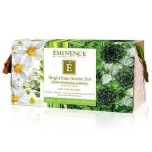 Éminence Bright Skin Starter Set