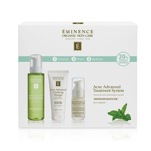 Éminence Acne Advanced 3-Step Treatment System