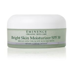 Éminence Bright Skin Moisturizer SPF30