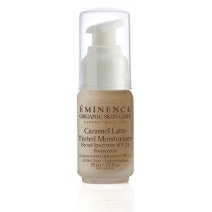 Éminence Caramel Latte Tinted Moisturizer SPF25 (light to medium)