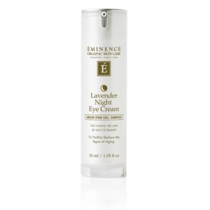 Éminence Lavender Age Corrective Night Eye Cream