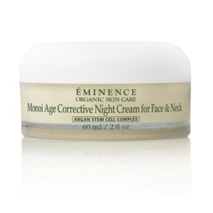 Éminence Monoi Age Corrective Night Cream for Face & Neck