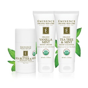 Éminence Tea Tree & Mint Hand Cleanser