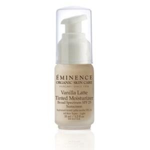 Éminence Vanilla Latte Tinted Moisturizer SPF25 (light)
