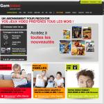 Refonte du site Gamoniac : jouez aux jeux de console sans CB !