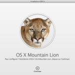 [Tuto] Comment Installer Mountain Lion ?!