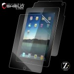 [Test] Zagg InvisibleShield iPad 2