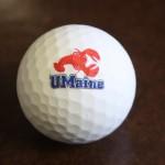 Une balle de golf biodégradable fait en Homard