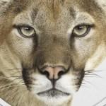 OsX Mountain Lion montre le museau