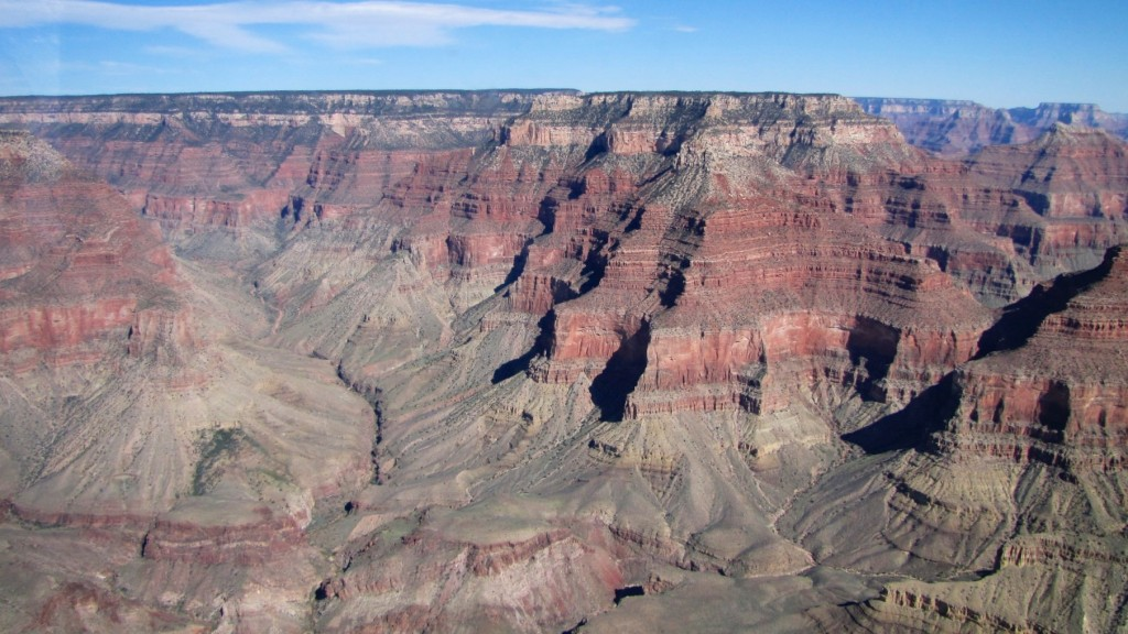 Le Grand Canyon, j'ai adoré le lieu et son immensité !