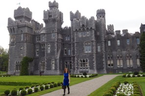 My castle life at Ashford Castle