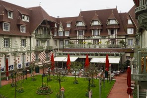 My Night in a Legendary Hotel: Le Normandy
