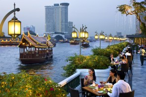 The Five Greatest Hotels in Bangkok