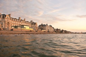 Thalassotherapy in Saint-Malo: The Grand Hotel des Thermes