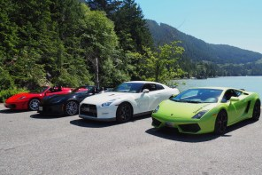 My Day of Driving Luxury Cars in Vancouver